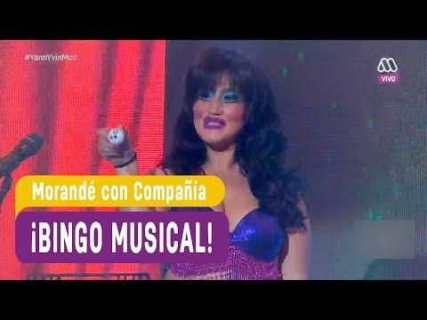 ¡Bingo musical con La Sonora de Rehabilitarse! - Morandé con Compañía 2017