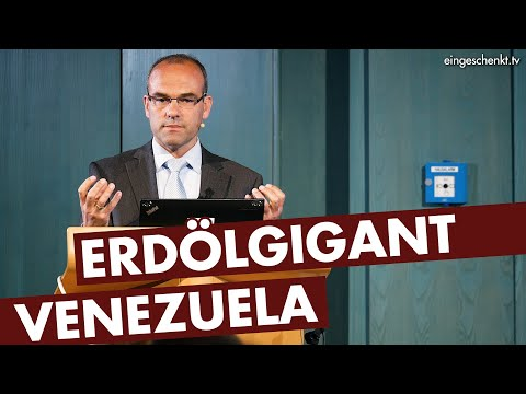 Dr. Rainer Rothfuß: Erdölgigant #Venezuela - Aufgerieben zwischen Sozialismus und Imperialismus?