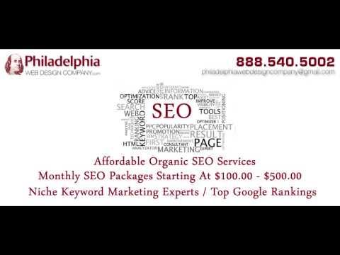 Organic SEO Services Philadelphia