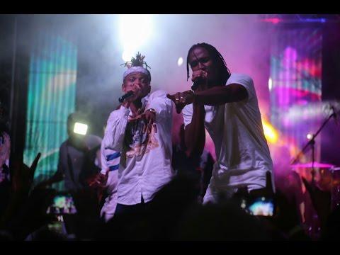 Jah Prayzah and Diamond Platnumz - Live performance at the Watora Mari Concert/Harare, Zimbabwe