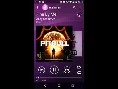 Sony's WALKMAN™ Music Player on any device!