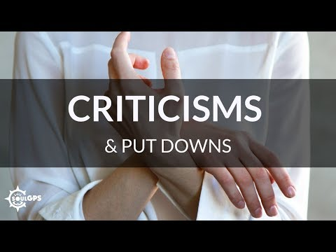 Word Manipulations of a Narcissist, Part 7: Criticisms & Putdowns