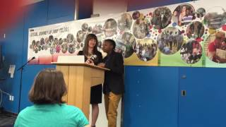 Trae Describes Meeting First Lady Michelle Obama
