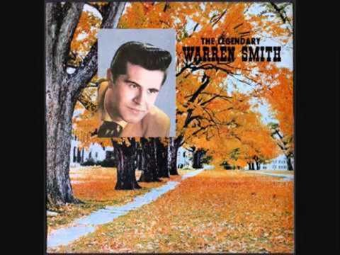 1322 Warren Smith - I Don't Believe I'll Fall In Love Today