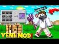 YENİ GELEN NETHERİTE EŞYALAR - Minecraft