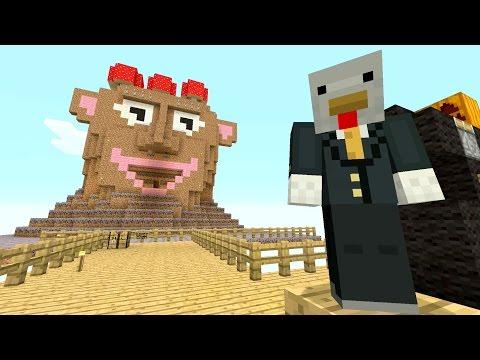 Minecraft Xbox - Sky Den - Mushroom Hair  (73)