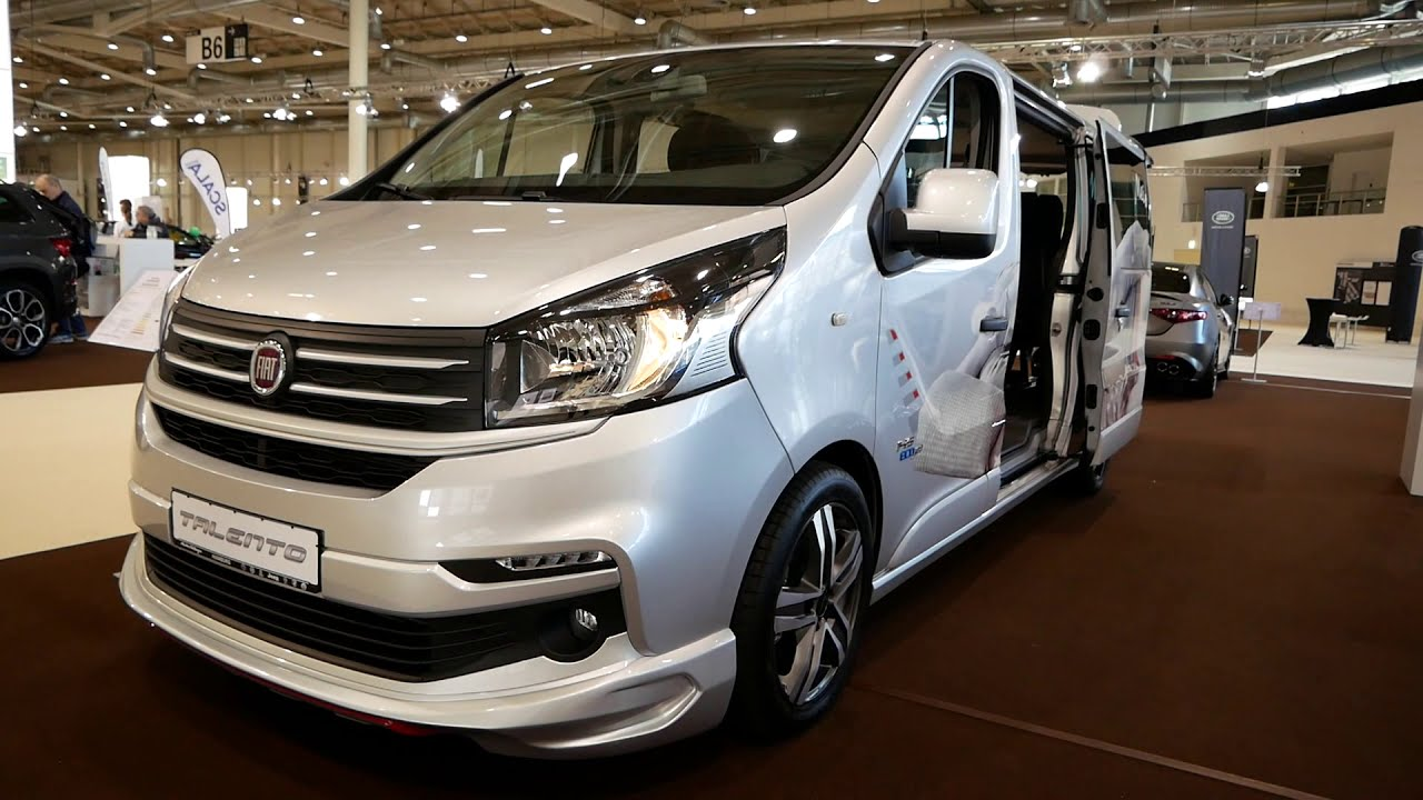2020 New Fiat Talento Exterior And Interior Youtube