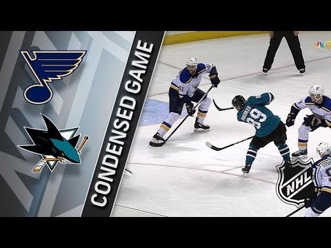 St. Louis Blues vs San Jose Sharks – Mar. 08, 2018 | Game Highlights | NHL 2017/18. Обзор