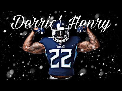 A Daughter's Dream: On Historic Day, Titans RB Derrick Henry ...