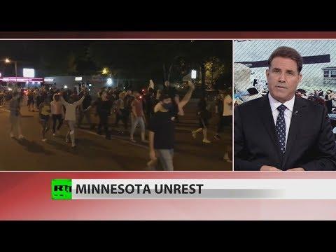 RT America: Violence across America in wake of George Floyd killing (Full show)