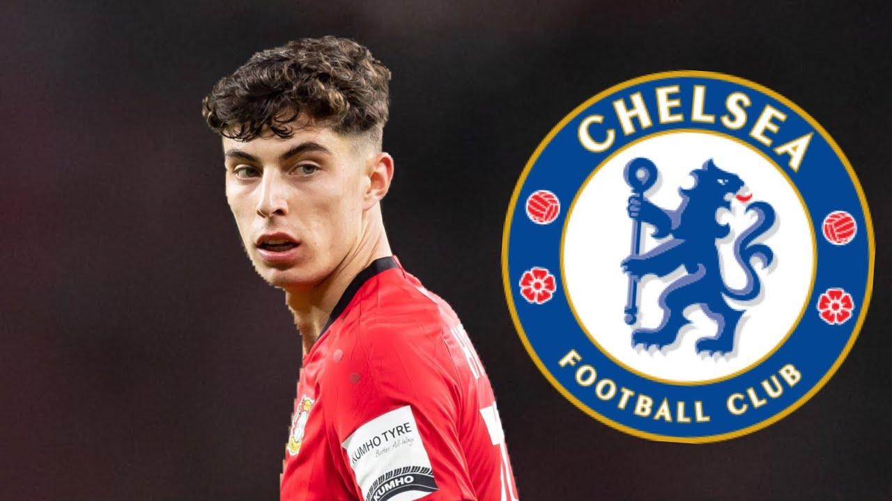 Kai Havertz to Chelsea: Heracles Almelo post 'Welcome Kai' on Twitter after Bayer Leverkusen coach makes 'exclusive' transfer announcement