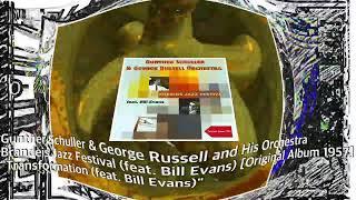PBrandeis Jazz Festival (feat. Bill Evans) ]with Abstract Rhythm in Time DigitalART BY Alan Silva