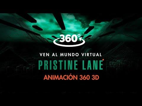Pristine Lane - Cortometraje 360 SciFi Realidad Virtual (Español)