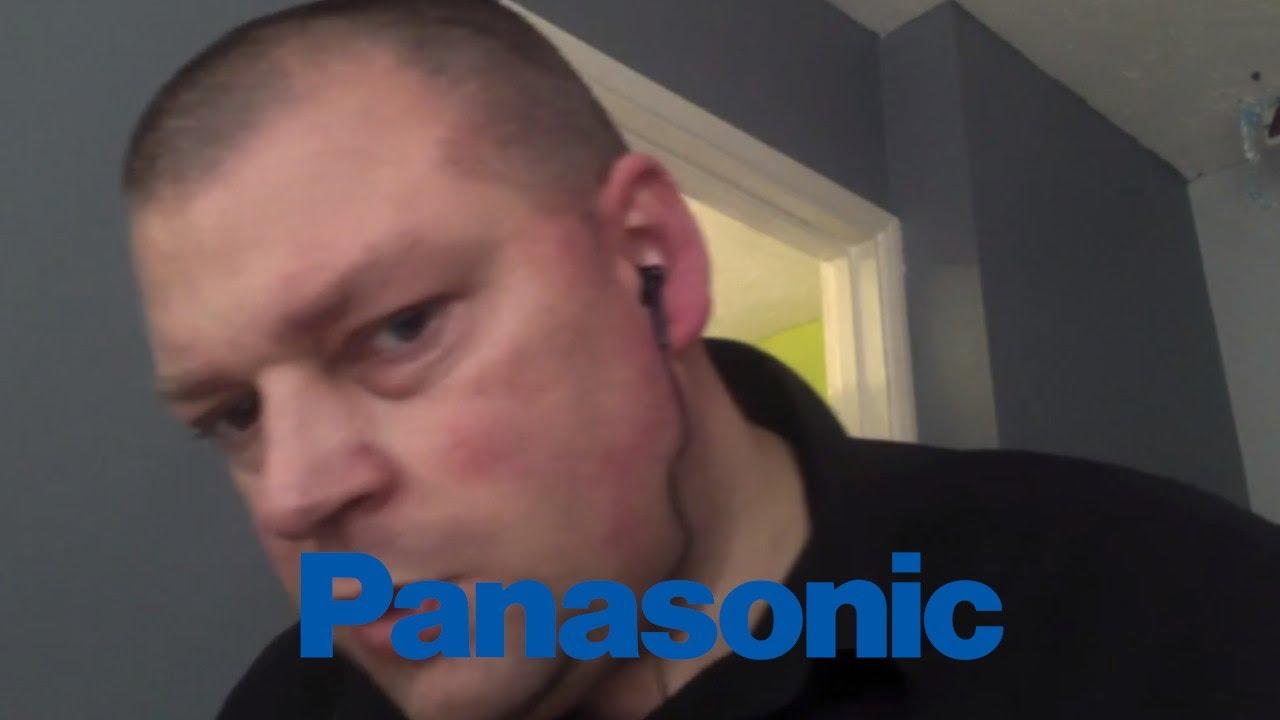 Panasonic Rp Tcm50 Earphone Review Youtube Jgos17 Philips In Ear Headphone With Mic She1405 Black