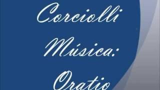 Música Oratio de Corciolli