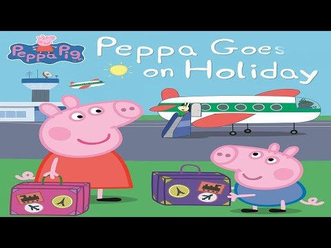 Peppa Pig: Holiday (Entertainment One) - Best App For Kids