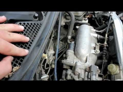 Fix Poor Honda Idle, Replace IAC