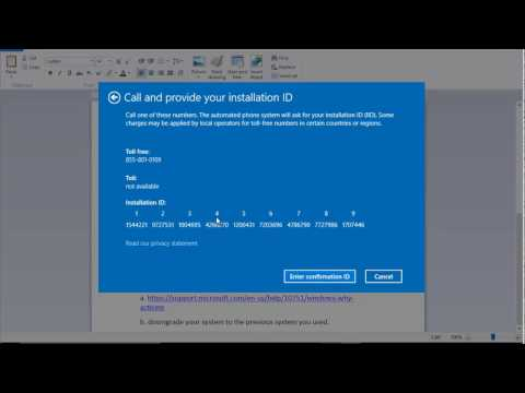 Fix error code 0xc004f014 when activating Windows 10