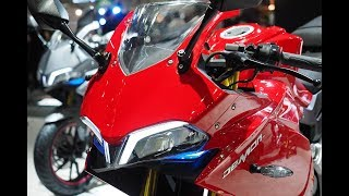 Download Video first look ducati 150cc motorcycle small panigale MP3 3GP MP4