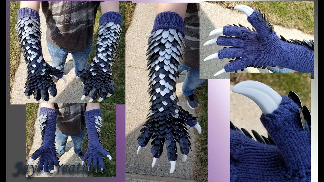 картинки перчатки дракона для