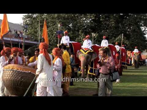 Elephant Festival - North India