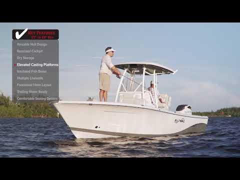 Florida Sportsman Best Boat: 2017 Blue Wave 2800 PureHybrid