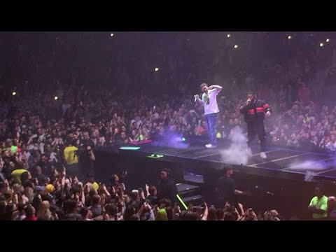 Post Malone & Drake – Life Is Good & Money In The Grave (Toronto Live 2020)