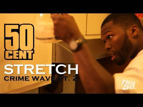 Stretch Crime Wave Pt 2  50 Cent   Movie Music  HD  50 Cent Music