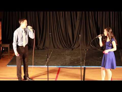 """Lucky"" by Jason Mraz feat. Colbie Caillat – Cover (w/ Original Rap)"