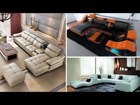 modern and unique sofa set designs for living room l shaped sofa designs