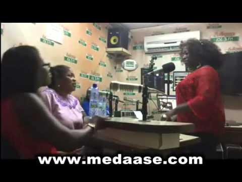 Krobo Girls Old Students live on Adom FM