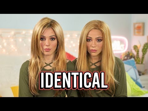 Transforming Ourselves to Look Identical! Niki and Gabi thumbnail
