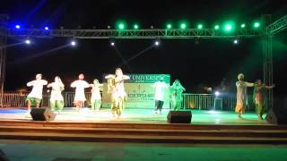 AMITY DANCE GROUP BHANGRA KNIGHTS