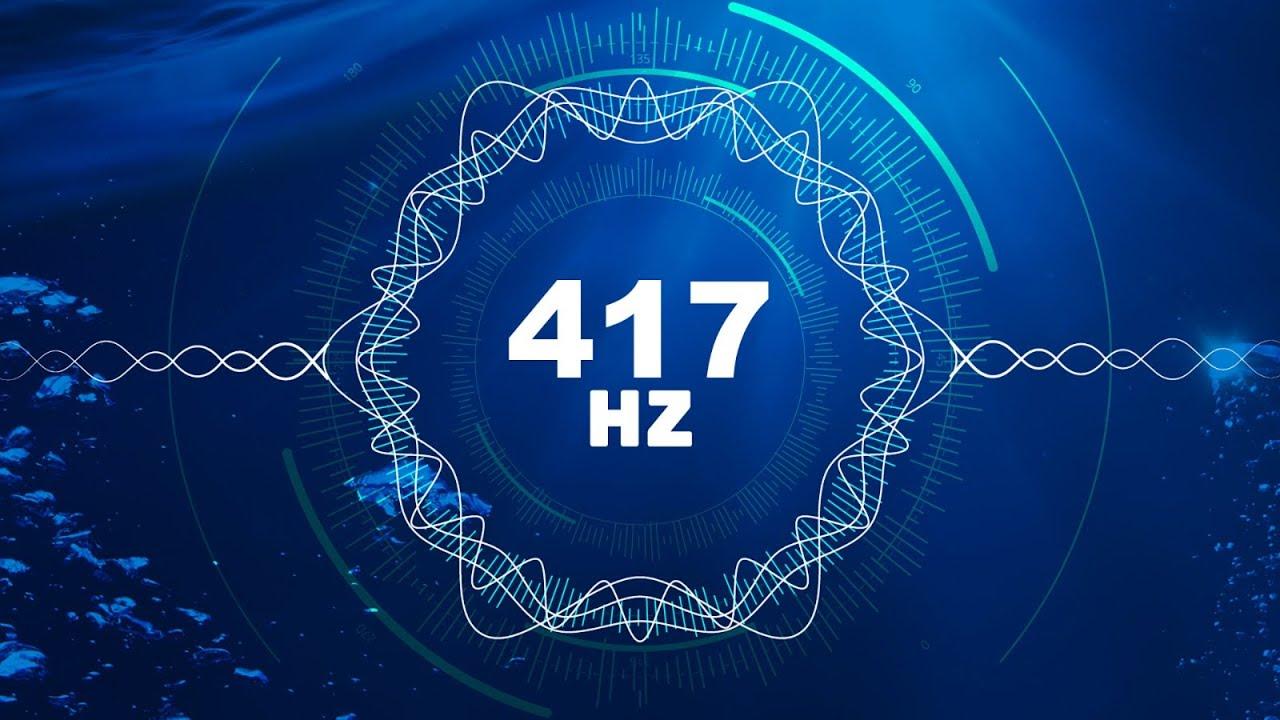 417 Hz İyileştirici Frekans   Negatif Enerjilerden Kurtulun   Mantra ve Meditasyon Müzikleri