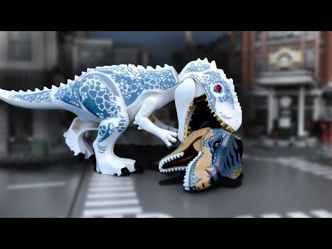 LEGO Динозавры Юрского Периода | ЛЕГО Мультики | Все Серии | 3 Сезон