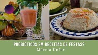 Probióticos em Receitas para as Festas | Kombucha