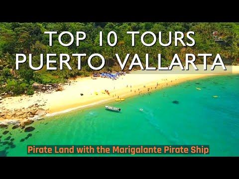 Diez Mejores (Top 10) Tours, Paseos y Actividades en Puerto Vallarta, Jalisco, México
