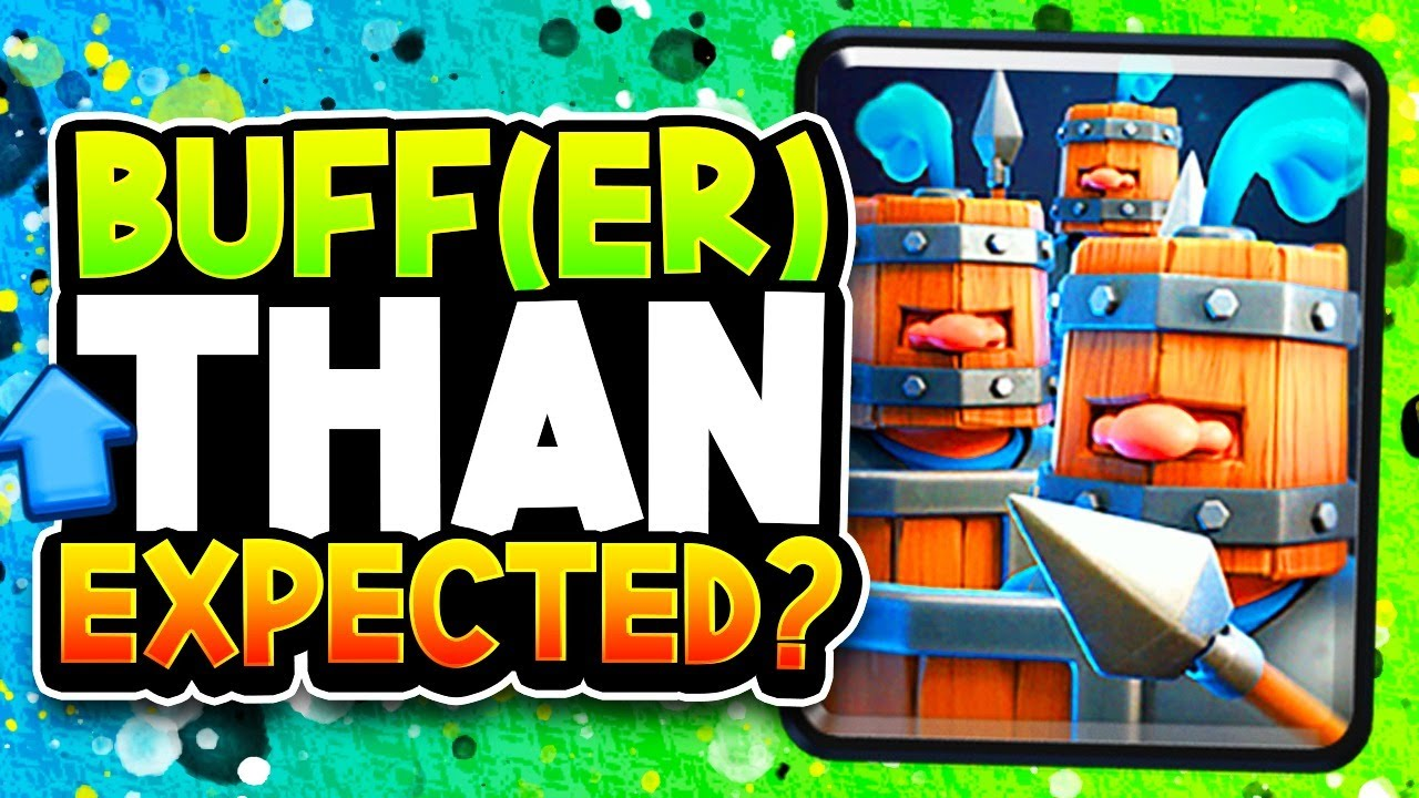 New Royal Recruits Loon Deck = Buff(er) Than Expected?