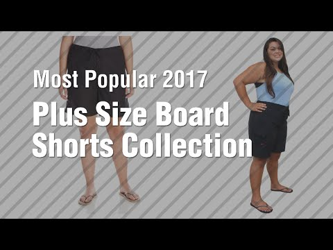 Plus Size Board Shorts Collection Most Popular