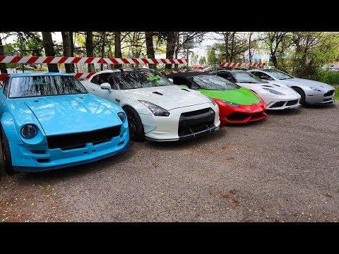 2019 BIFB Garage Tour! 240z, GTR, Huracan, Evora & More!