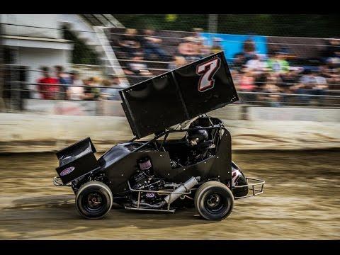 Kyle Mitchell Deming Speedway A-Main 06/03/2016