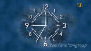 Часы ОРТ (1996-2000) Реконструкция