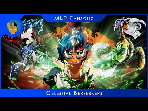 [Ponies @ Dawn] Jyc Row & Francis Vace feat. IbeConCept - Celestial Berserkers