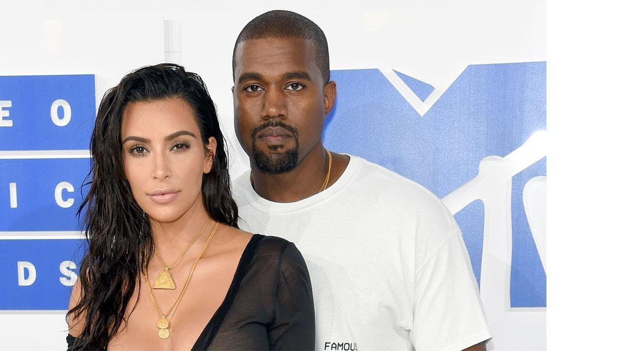 Kim Kardashian Jokes That Kanye West S Recent Antics Gave Her Her