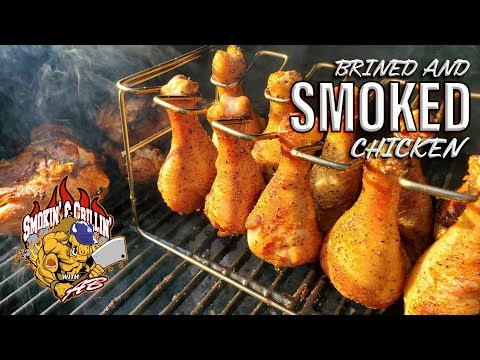 brined-and-smoked-chicken-|-pit-boss-pellet-smoker