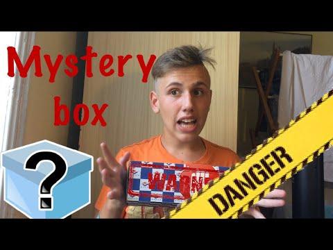 Mystery box a Dark Webről! Rejtélyes doboz a Dark Webről! |MAGYAR| VE$ZÉLYES!!!