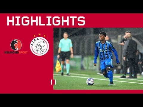 Helmond Jong Ajax Goals And Highlights