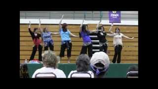 Belly Dancing By Najla Student Demo Health Fair 2013
