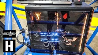 Our Ultimate Sim Rigs Get Big Block (Computer) Power