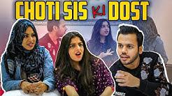 CHOTI SIS KI DOST || Hyderabad Diaries